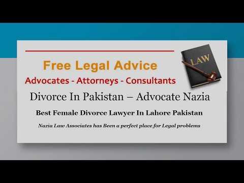 Guide Of Divorce Procedure In Pakistan On Youtube