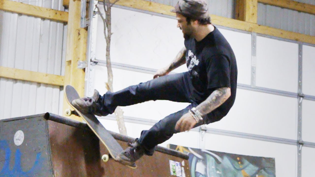 How To Do A Rock N Roll Bam Skateboarding Youtube