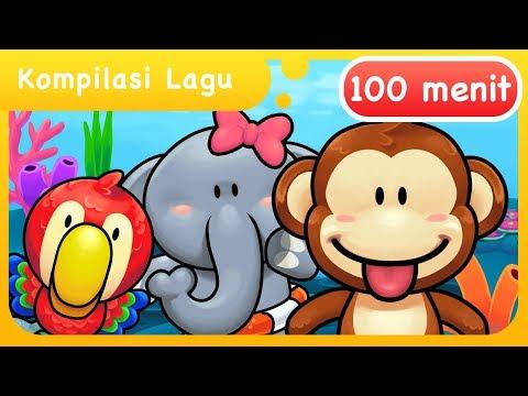 Kompilasi Lagu Anak Indonesia Balita 100 Menit