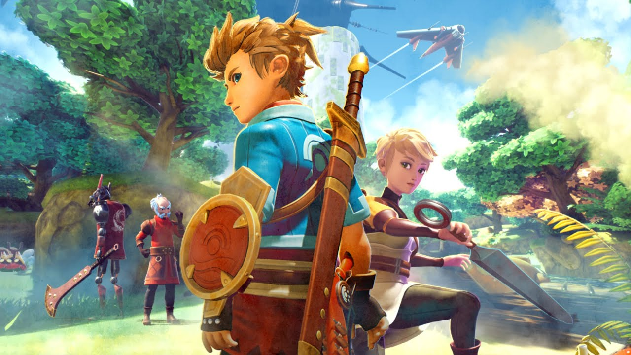 Oceanhorn 2: Knights of the Lost Realm – Action Launch Trailer