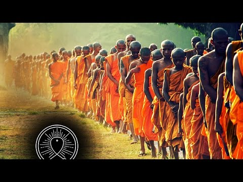 2 HOURS Healing Mantra Meditation Music: Tibetan Monks Chanting | Music Therapy for Stress Relief