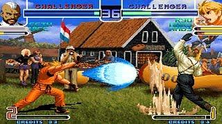 [TAS] KOF 2002 3rd Strike Of Orochi - Random Matches #2