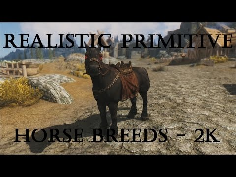realistic horse breeds # 48