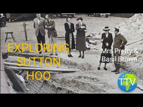 SUTTON HOO, Suffolk: a video tour