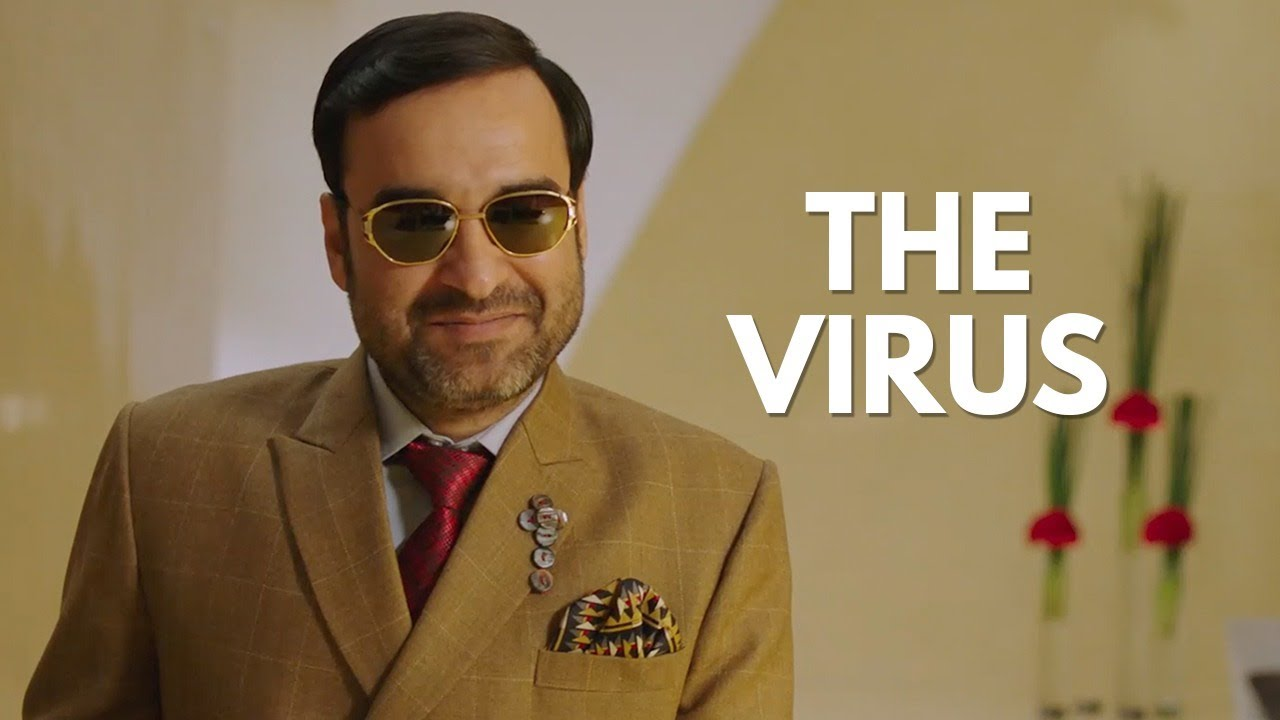 Download The Virus | Fukrey Returns | Pankaj Tripathi | Richa Chadha | Pulkit S | Varun S | Ali F | Manjot S
