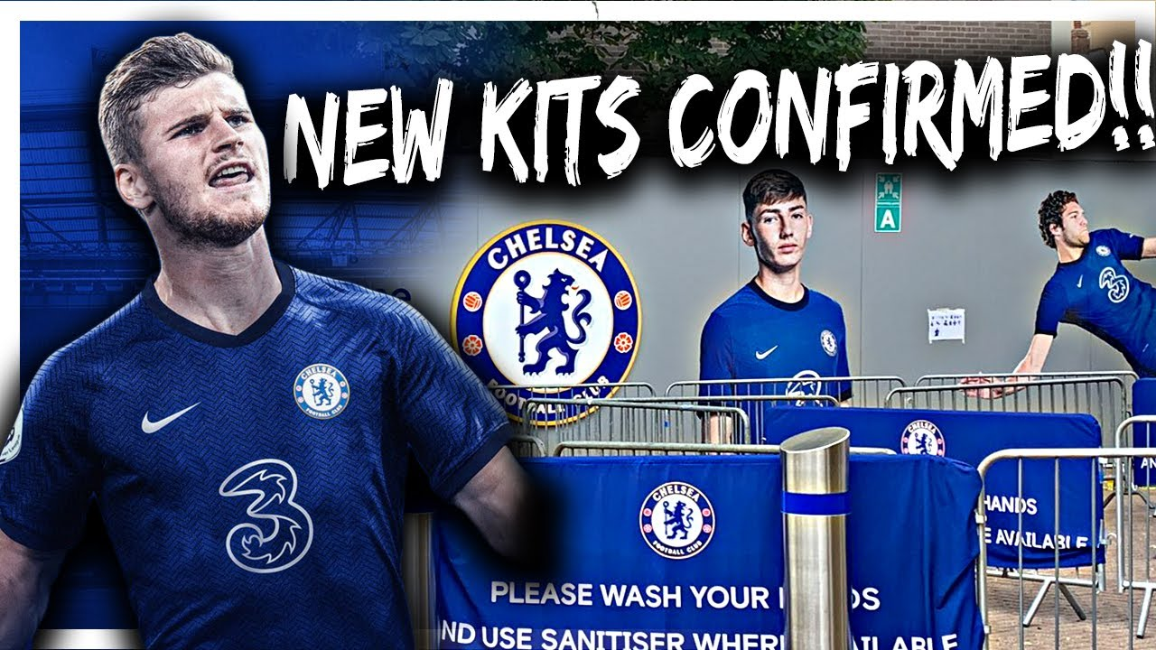Chelsea News: Next Season's Kit CONFIRMED! Chelsea To Offer Angel Gomes Contract After United EXIT?