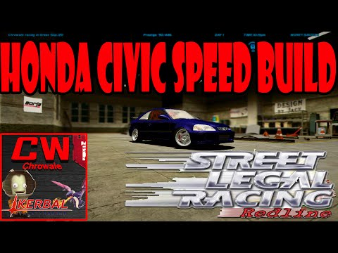 SLRR #1 - Civic Speed Build + Download link