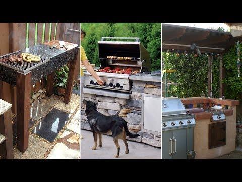 10 Cheap Ideas How to Build Backyard BBQ Area