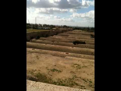 Roman Waterway System (Roman Ruins @ Carthage) 突尼西亞 迦太基