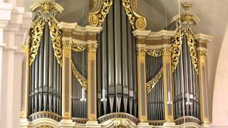 J. S. Bach - Prelude and Fugue in C minor, BWV 546 - G. Weinberger