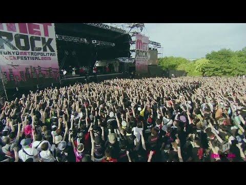 BABYMETAL LIVE at METROCK 2015 Reaction!!