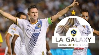 2014 LA Galaxy Goal of the Year: Robbie Keane vs NE Revolution (July 16)