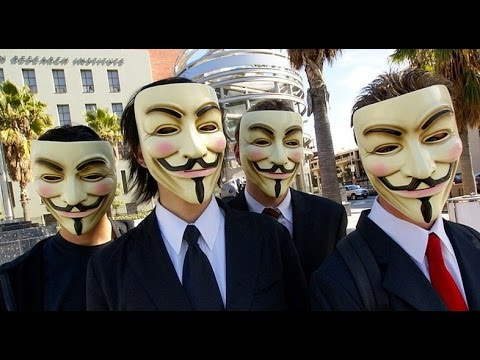 Who is Anonymous? Origin of Anonymous.
