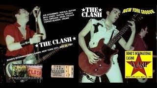 The Clash - Live At Bond's International Casino, May 28, 1981 (Full Concert!)