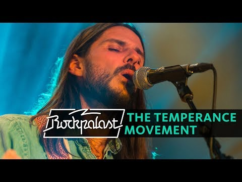 The Temperance Movement live | Rockpalast | 2017