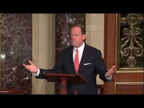 Sen. Toomey Speaks in Support of Sen. Collins Bill