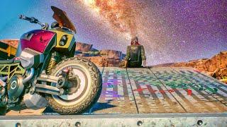 【サイバーパンク2077】ジャンプ台の先を暴くためマップ外へ行ったら神ゲーだった!!【Cyberpunk2077】