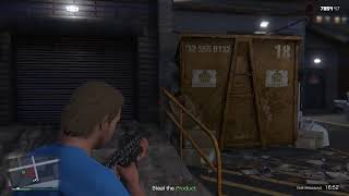 GTA 5 Online It's Always Sonny in Los Santos S3E9 Outfit 4