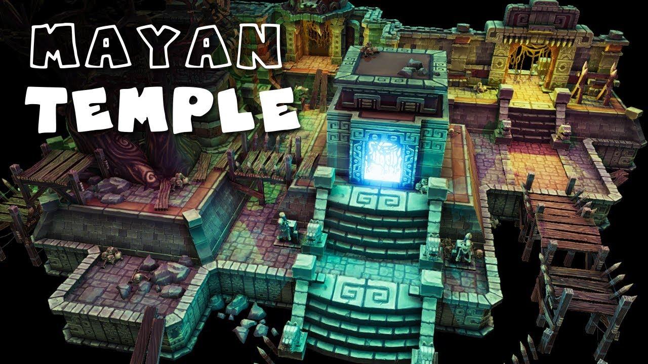 Mayan Temple | Dev Assets