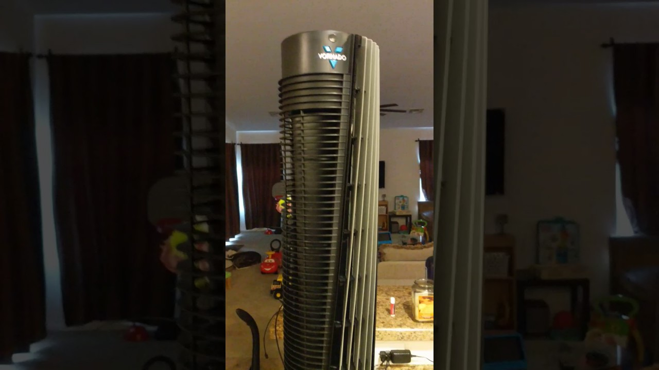 Vornado 184 Brand New with loud humming issue