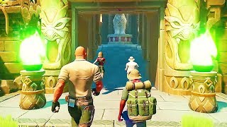 JUMANJI THE VIDEO GAME LAUNCH Trailer (2019) PS4 / Xbox One / PC