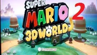 TecK BroTheRs - Let's play Super Mario 3D World [Wii U] 2# Bowser en voiture