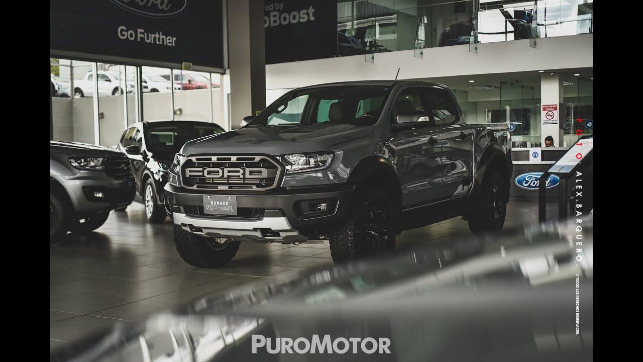 Ford Ranger Raptor 2021 en detalle Puro Motor