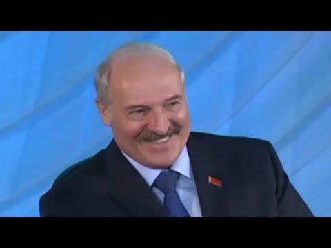 Лукашенко и ручка