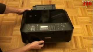 Canon Pixma All In One Printer (MX410): Unboxing