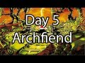 Archfiends - 12 Days of Christmas - Day 5 - Yugioh Deck Profile 12-17-12