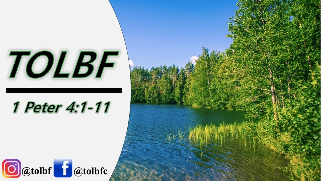 Keep Fervent In Your Love | TOLBF Service