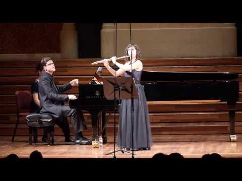 """J.S.Bach """"Flute Sonata in C Major"""" BWV 1033 (Adagio - Menuett I/II)"""
