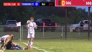 VHS Boys Soccer vs Millville 2018