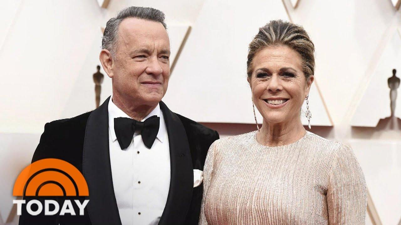 Tom Hanks And Wife Rita Wilson Say They Have Coronavirus | TODAY