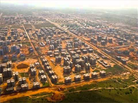 Chinese Built Ghost Town in Angola