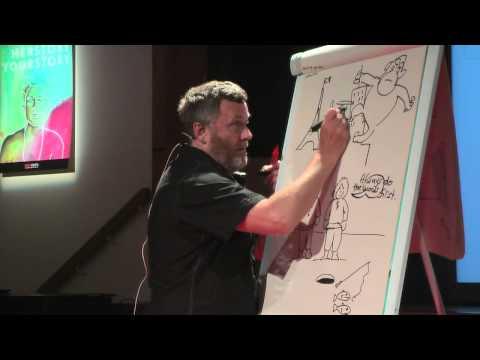 Releasing your inner cartoonist | Harry Venning | TEDxSWPS