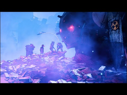 Mutant Year Zero: Road to Eden   I Take Out a School of Ghouls While Everyone Chases Boarman  