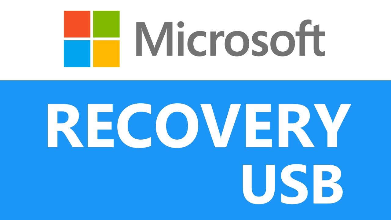 make recovery disk windows 7 usb