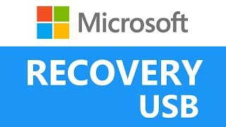 How to Make Recovery USB of Windows 7 / 8 / 8.1 /10  in 10 Seconds Without Any Software