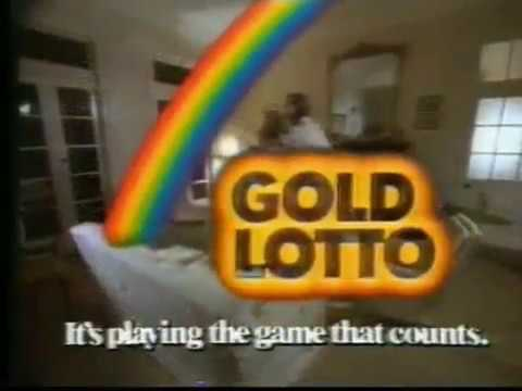Gold Lotto (Australian ad  - 1987)