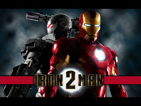 IRON MAN 2 Full Game Walkthrough - No Commentary (#IronMan2 Full Game) Marvel Iron Man 2