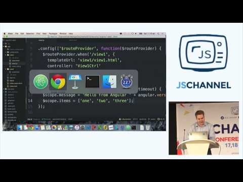 JSChannel 2015 - Angular 2.0 Vs Aurelia