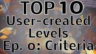Top 10 User-created Hat in Time Levels Ep. 0: The Criteria