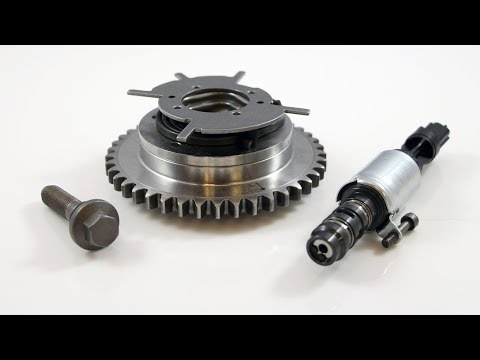 A Closer Look: Variable Valve Timing (VVT) Solenoids and Sprockets
