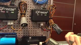 IQFreeze* Мониторинг рефрежираторов.  Обзор оборудования