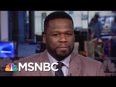 Watch 50 Cent Break Down Trump, Mueller Probe With MSNBC's Melber | The Beat With Ari Melber | MSNBC