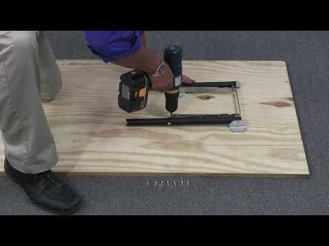 Waddell Folding Table Legs