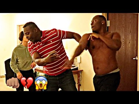 CAUGHT CHEATING IN BED WITH DAMIEN'S DAD PRANK!! **GONE WRONG**