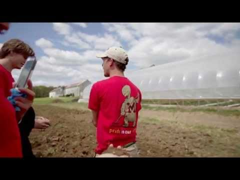 2015-16 LiveBIG: Maryland's Terp Farm Grows Fresh Food, Learning