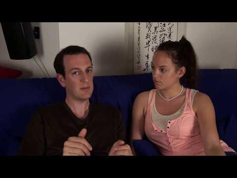 Missionarsstellung mit Gianna und Jan